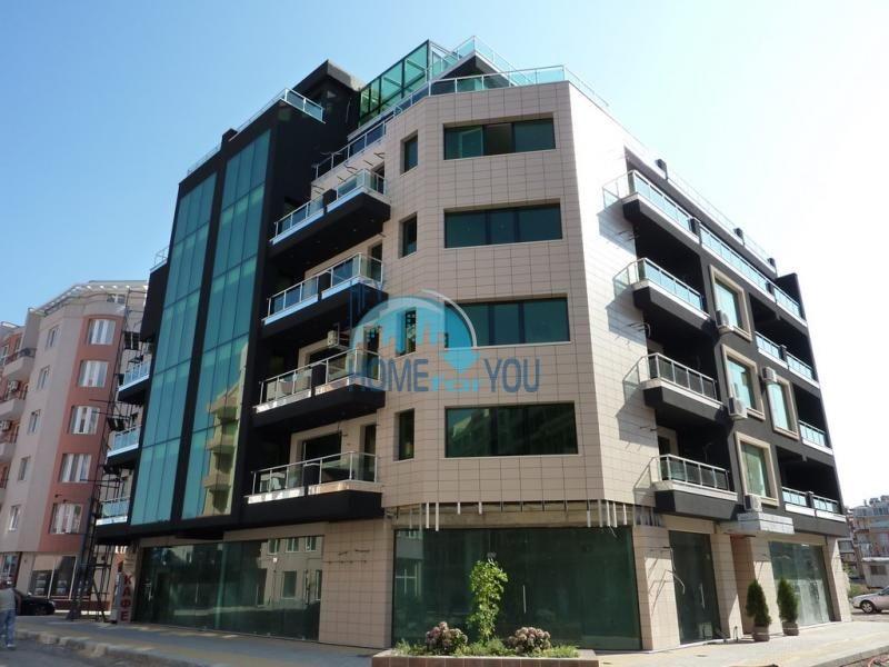 Комплекс Миллениум-4 - квартиры под ключ в центре г. Поморие