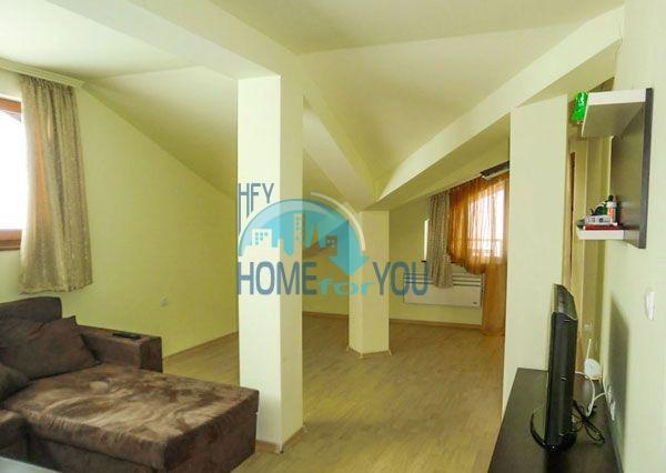 Недорогая двухкомнатная квартира с мебелью в Пампорово 16