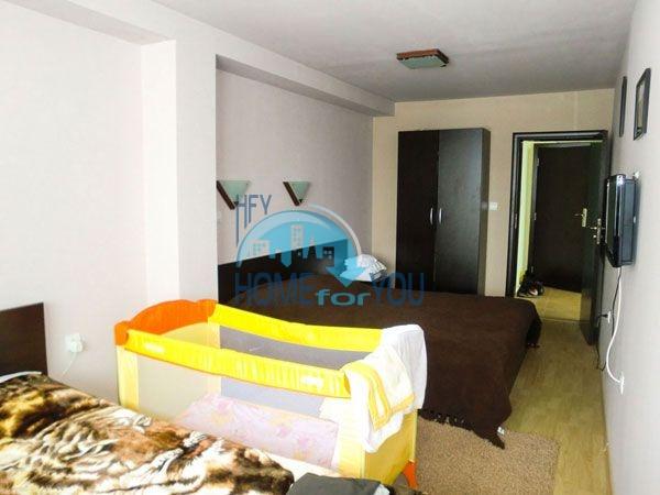 Недорогая двухкомнатная квартира с мебелью в Пампорово 18