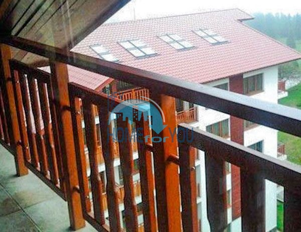 Недорогая двухкомнатная квартира с мебелью в Пампорово 21