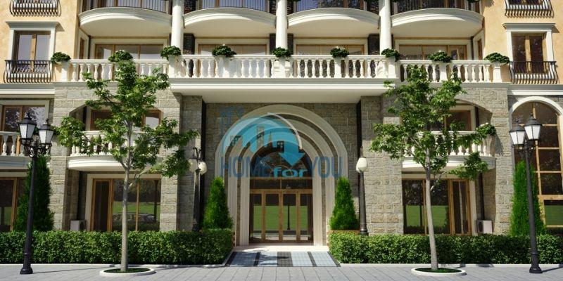Предлагаются квартиры на продажу в элитном комплексе с прекрасным видом на Несебр 6