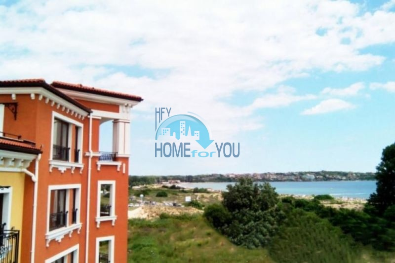 Квартиры для продажи в комплексе Lily Beach в курорте Созополь 9