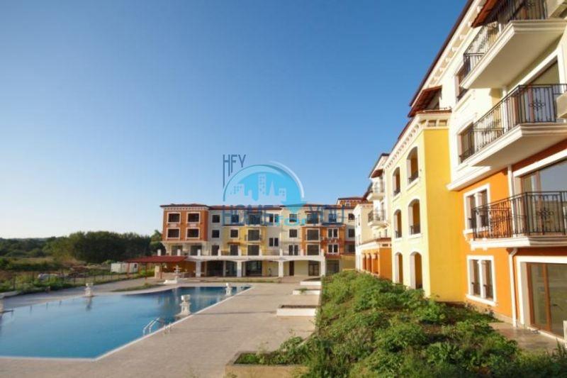 Квартиры для продажи в комплексе Lily Beach в курорте Созополь 3