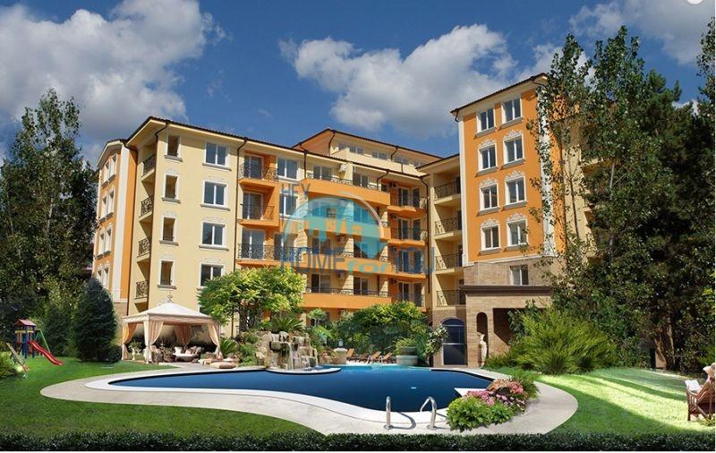 Жилой комплекс Marvel De Lux, квартиры и студии под ключ в Солнечном берегу