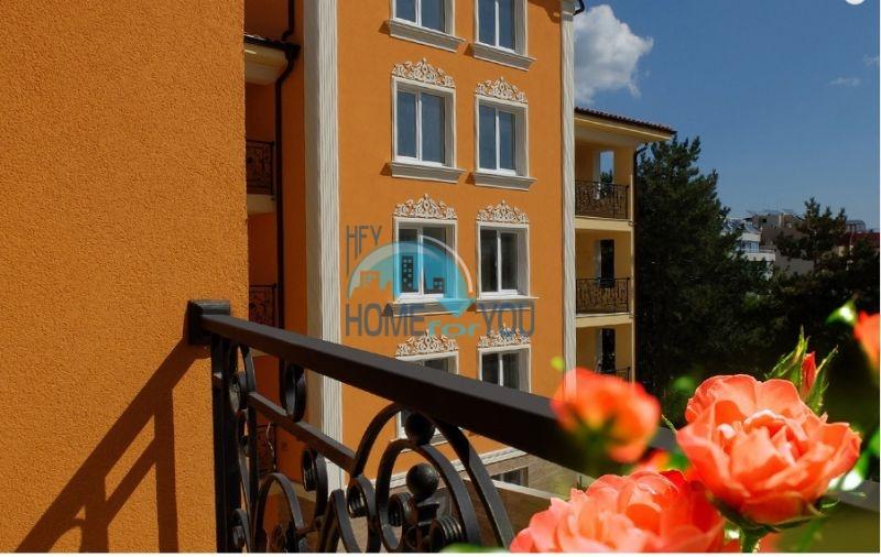 Жилой комплекс Marvel De Lux - квартиры и студии под ключ на море в Болгарии 3