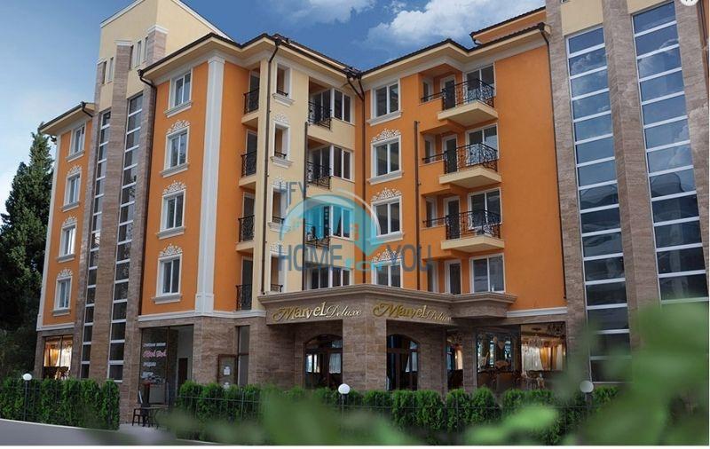 Жилой комплекс Marvel De Lux - квартиры и студии под ключ на море в Болгарии 2