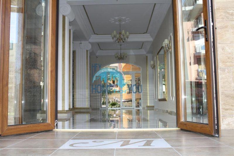 Жилой комплекс Marvel De Lux - квартиры и студии под ключ на море в Болгарии 10
