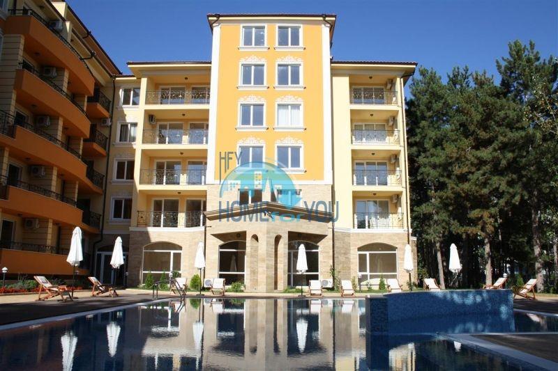 Жилой комплекс Marvel De Lux - квартиры и студии под ключ на море в Болгарии 9