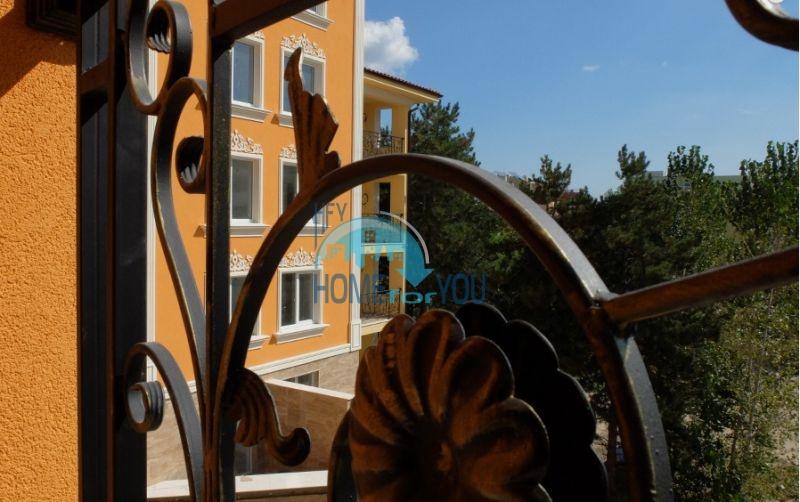 Жилой комплекс Marvel De Lux - квартиры и студии под ключ на море в Болгарии 6