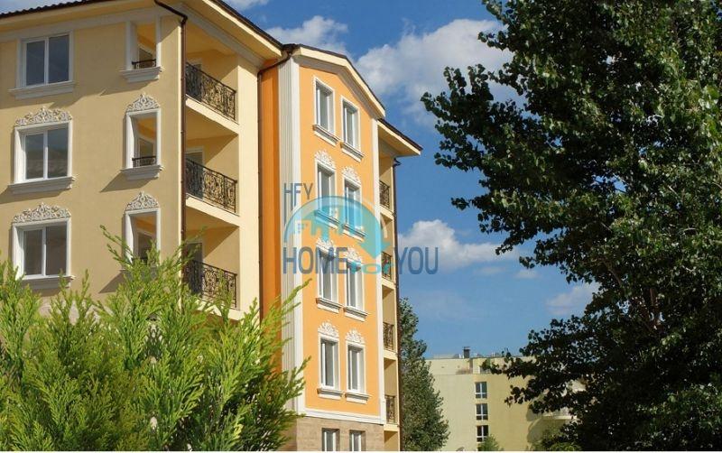 Жилой комплекс Marvel De Lux - квартиры и студии под ключ на море в Болгарии 8
