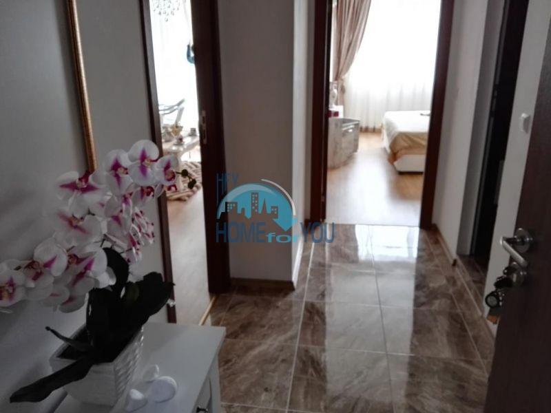 Новая двухкомнатная квартира с мебелью в комплексе Sweet Homes 5 14