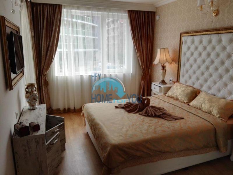 Новая двухкомнатная квартира с мебелью в комплексе Sweet Homes 5 15