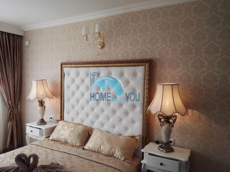 Новая двухкомнатная квартира с мебелью в комплексе Sweet Homes 5 16