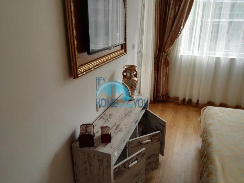 Новая двухкомнатная квартира с мебелью в комплексе Sweet Homes 5 17