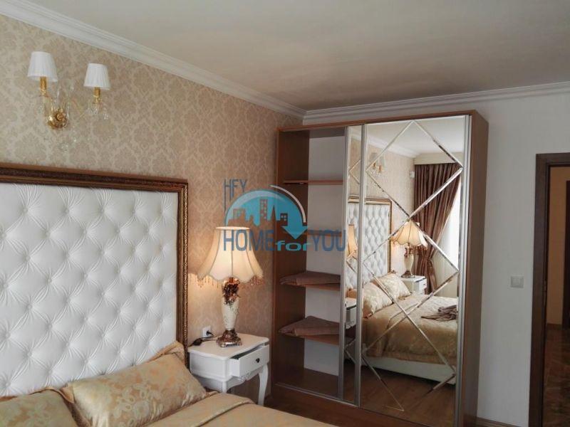 Новая двухкомнатная квартира с мебелью в комплексе Sweet Homes 5 18
