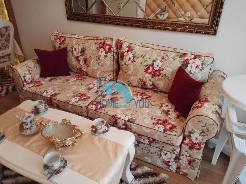 Новая двухкомнатная квартира с мебелью в комплексе Sweet Homes 5 4