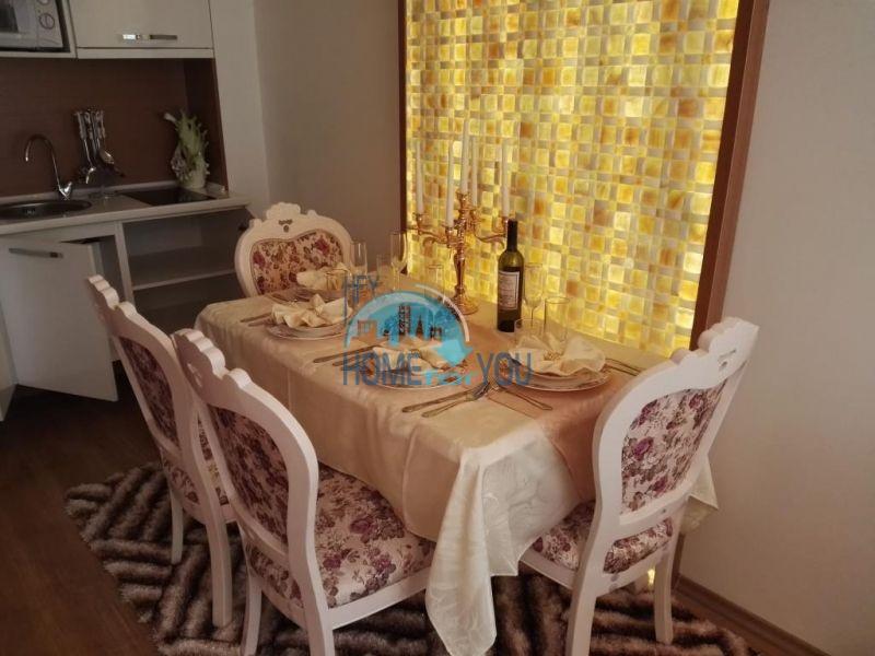 Новая двухкомнатная квартира с мебелью в комплексе Sweet Homes 5 5
