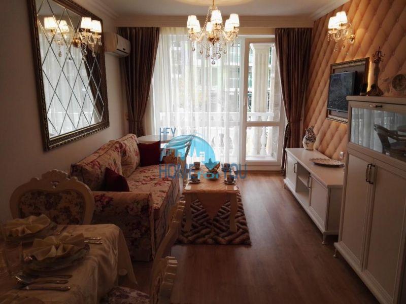 Новая двухкомнатная квартира с мебелью в комплексе Sweet Homes 5 2