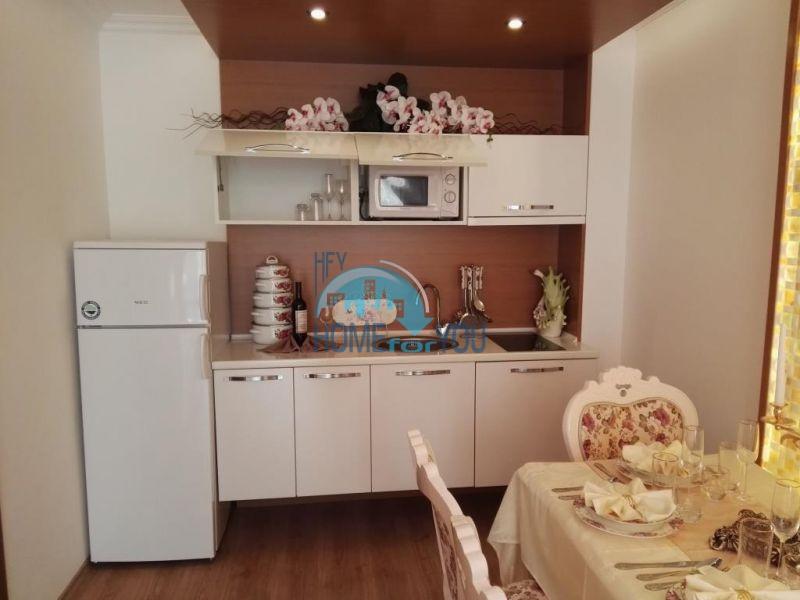 Новая двухкомнатная квартира с мебелью в комплексе Sweet Homes 5 8