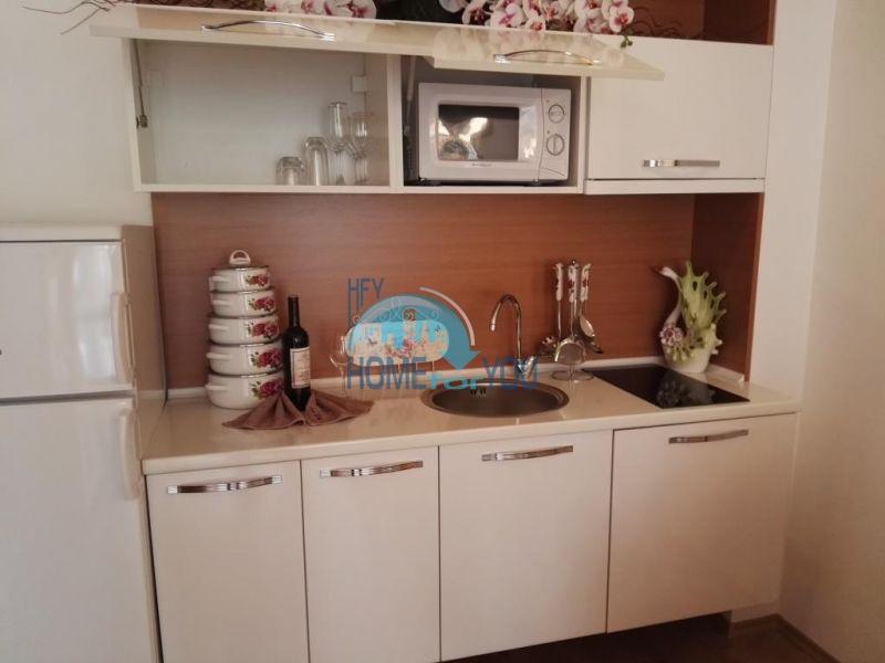 Новая двухкомнатная квартира с мебелью в комплексе Sweet Homes 5 9