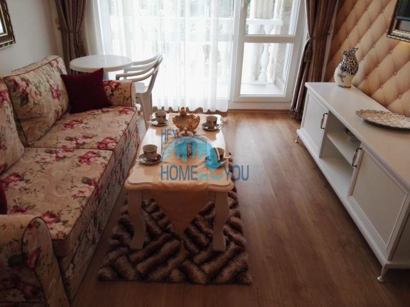 Новая двухкомнатная квартира с мебелью в комплексе Sweet Homes 5 3