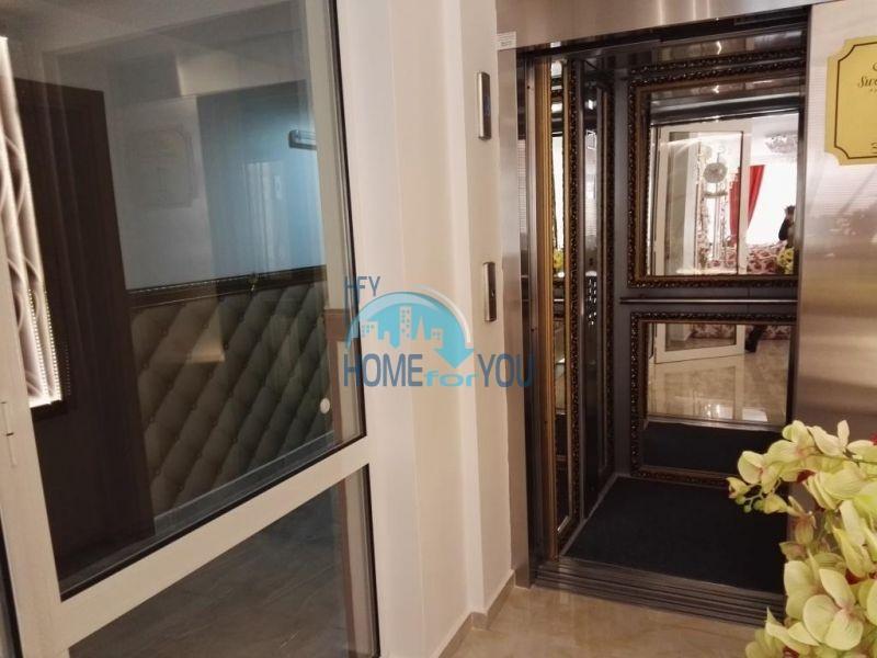 Новая двухкомнатная квартира с мебелью в комплексе Sweet Homes 5 25