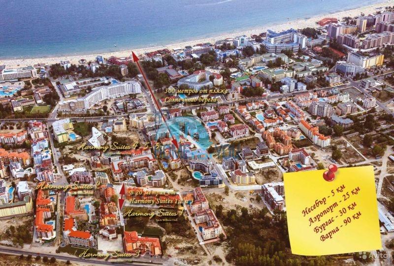 Квартиры для продажи на Солнечном берегу - Harmony Suites 4&5 24