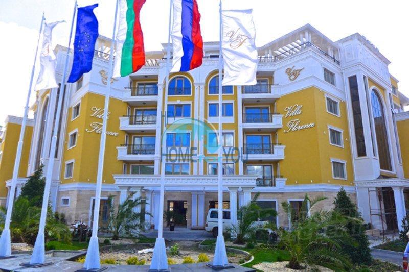 Вилла Флоренция - элитные квартиры рядом с пляжем