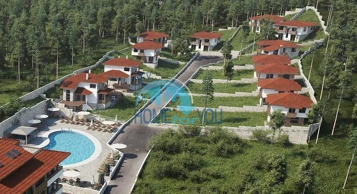 Квартиры и дома для продажи около Варны - Хантерс Бийч 3