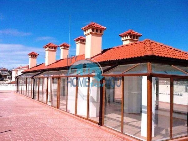 Квартиры с панорамой на море в курорте Бяла 2