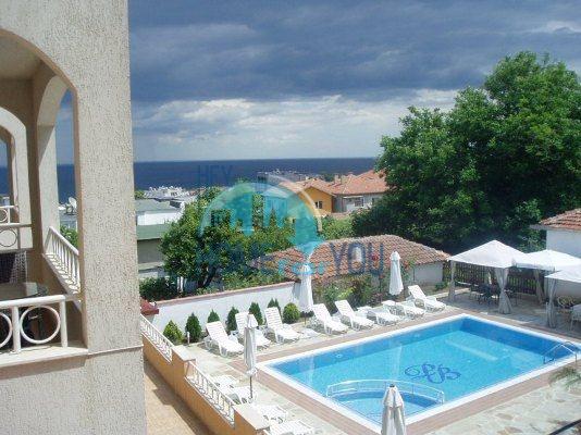 Квартиры с панорамой на море в курорте Бяла 13
