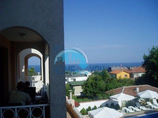 Квартиры с панорамой на море в курорте Бяла 14