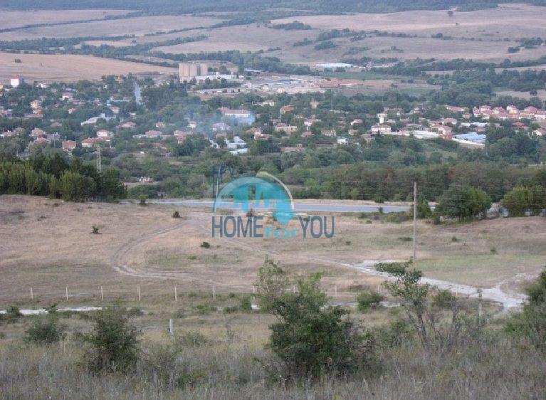 Урегулированный земельный участок под строительство в 4 км. от моря в п. Осеново 3
