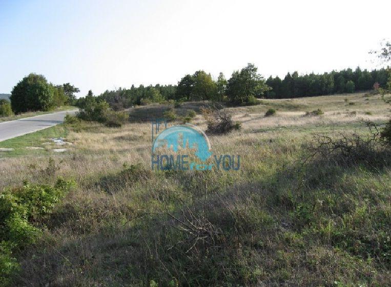 Урегулированный земельный участок под строительство в 4 км. от моря в п. Осеново 6