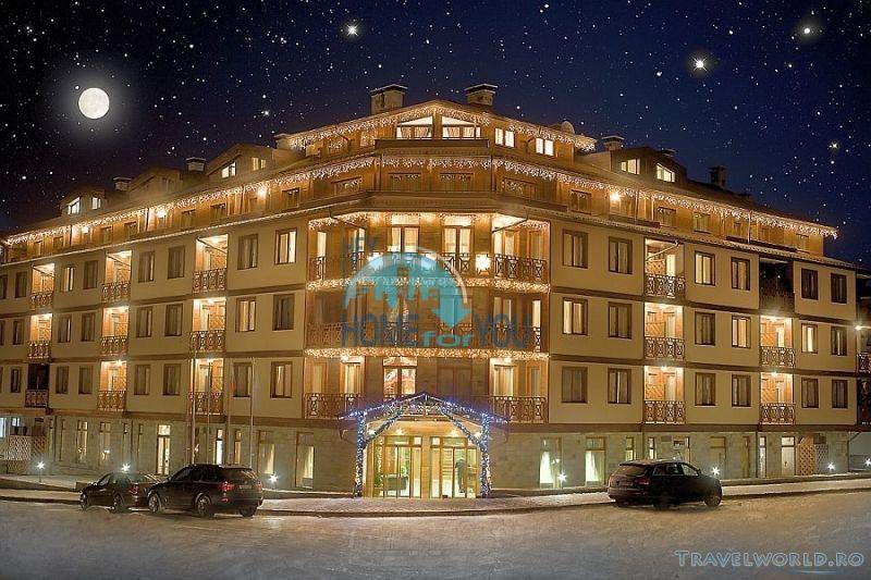 Продажа квартир в горах Болгарии - комплекс Вихрен в г. Банско 3