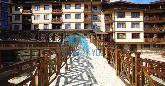 Продажа квартир в горах Болгарии - комплекс Вихрен в г. Банско 4