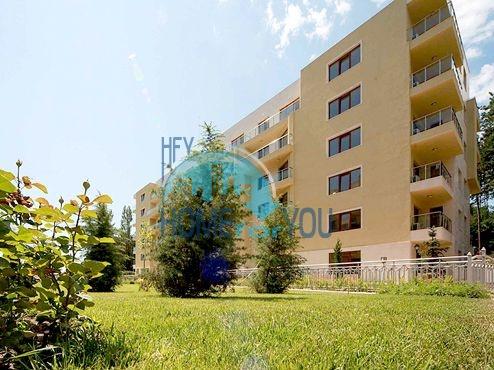 Квартиры в курорте Св. Константин и Елена - комплекс Ботаника ВИП Резиденс 3