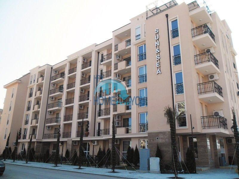 Солнце и море - недорогие квартиры в центре курорта Солнечный берег  4