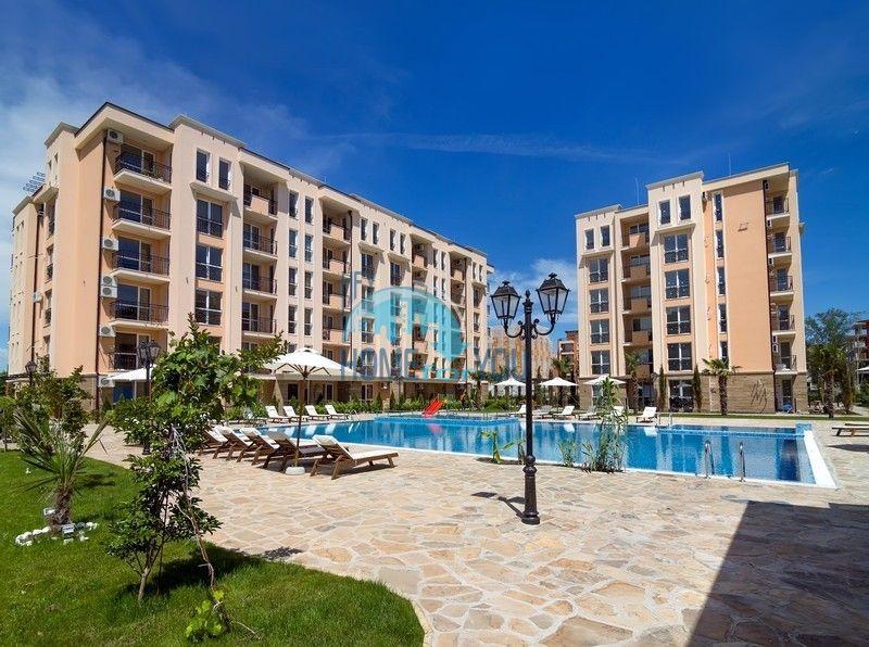 Солнце и море - недорогие квартиры в центре курорта Солнечный берег  2