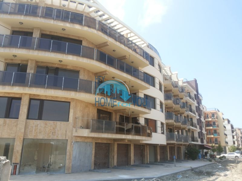 Квартиры по доступным ценам на первой линии г. Поморие - Sonata 8