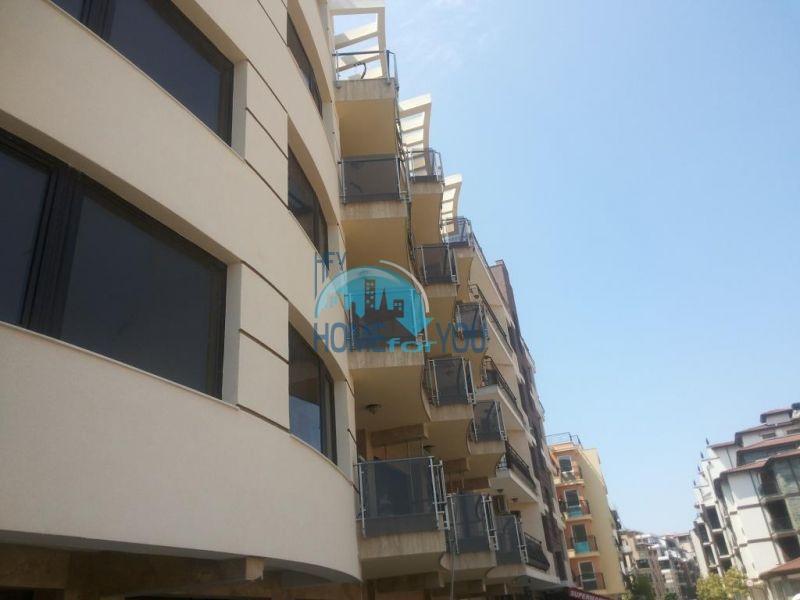 Квартиры по доступным ценам на первой линии г. Поморие - Sonata 9