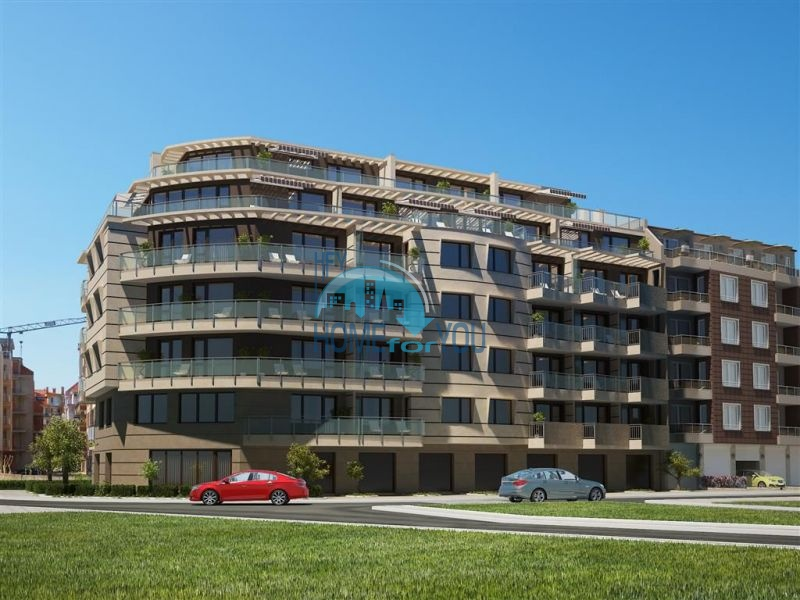Квартиры по доступным ценам на первой линии г. Поморие - Sonata 4
