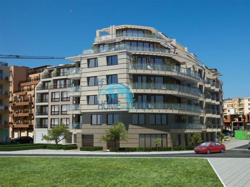 Квартиры по доступным ценам на первой линии г. Поморие - Sonata 5