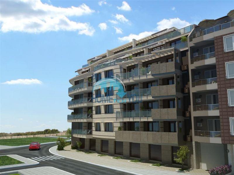 Квартиры по доступным ценам на первой линии г. Поморие - Sonata