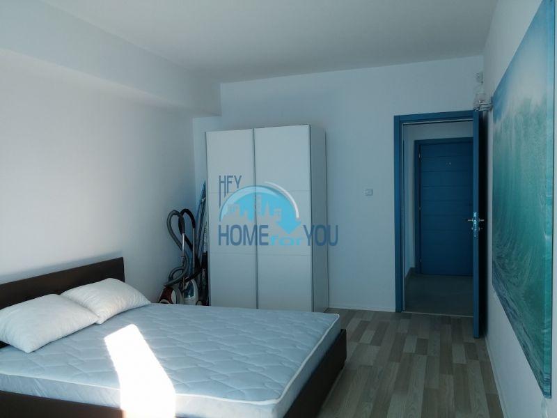 Квартира с невероятным видом на море в квартале Сарафово 9