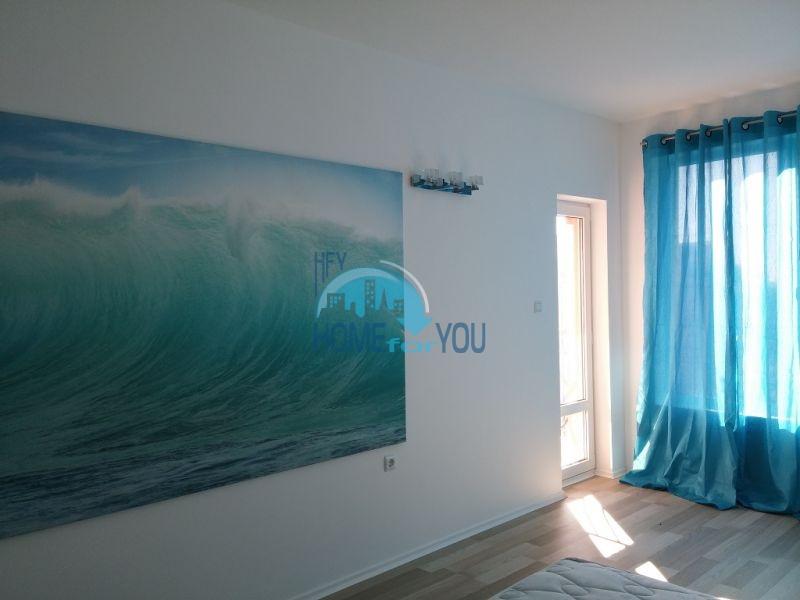 Квартира с невероятным видом на море в квартале Сарафово 11