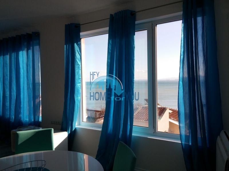 Квартира с невероятным видом на море в квартале Сарафово 6