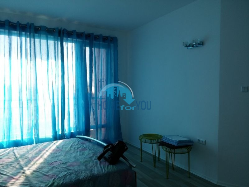 Квартира с невероятным видом на море в квартале Сарафово 13