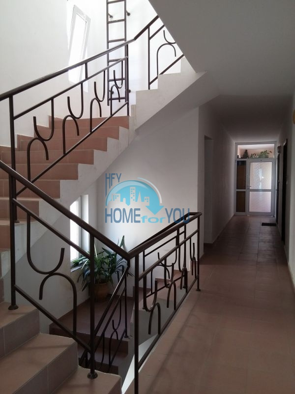 Квартира с невероятным видом на море в квартале Сарафово 15