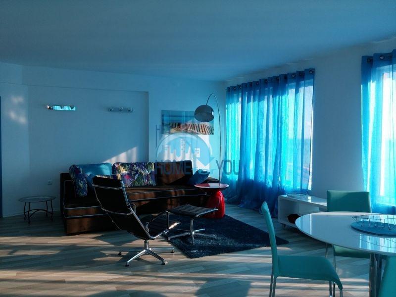 Квартира с невероятным видом на море в квартале Сарафово 2